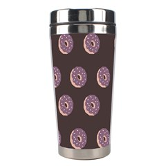 Donuts Stainless Steel Travel Tumblers by Mariart