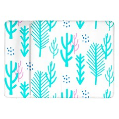 Forest Drop Blue Pink Polka Circle Samsung Galaxy Tab 10 1  P7500 Flip Case by Mariart