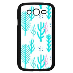 Forest Drop Blue Pink Polka Circle Samsung Galaxy Grand Duos I9082 Case (black) by Mariart