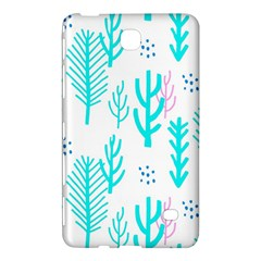Forest Drop Blue Pink Polka Circle Samsung Galaxy Tab 4 (8 ) Hardshell Case  by Mariart