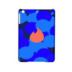 Image Orange Blue Sign Black Spot Polka Ipad Mini 2 Hardshell Cases by Mariart