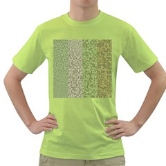 Camo Pack Initial Camouflage Green T Shirt by Mariart
