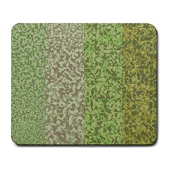 Camo Pack Initial Camouflage Large Mousepads by Mariart
