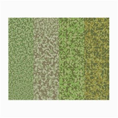 Camo Pack Initial Camouflage Small Glasses Cloth (2 Side) by Mariart