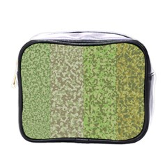 Camo Pack Initial Camouflage Mini Toiletries Bags by Mariart