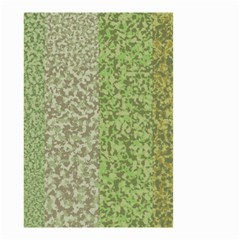 Camo Pack Initial Camouflage Small Garden Flag (two Sides) by Mariart