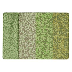 Camo Pack Initial Camouflage Samsung Galaxy Tab 10 1  P7500 Flip Case by Mariart