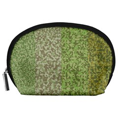 Camo Pack Initial Camouflage Accessory Pouches (large)  by Mariart