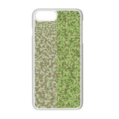 Camo Pack Initial Camouflage Apple Iphone 7 Plus White Seamless Case