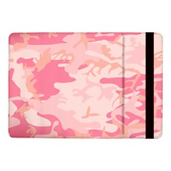 Initial Camouflage Camo Pink Samsung Galaxy Tab Pro 10 1  Flip Case by Mariart