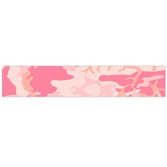 Initial Camouflage Camo Pink Flano Scarf (large) by Mariart