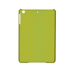 Polka Dot Green Yellow Ipad Mini 2 Hardshell Cases by Mariart