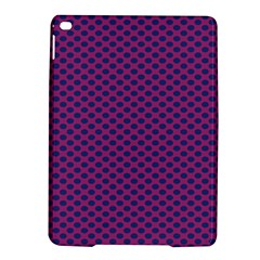 Polka Dot Purple Blue Ipad Air 2 Hardshell Cases by Mariart