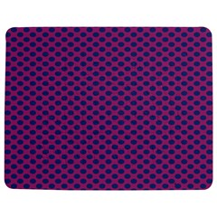 Polka Dot Purple Blue Jigsaw Puzzle Photo Stand (rectangular) by Mariart