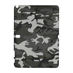 Initial Camouflage Grey Galaxy Note 1 by Mariart