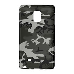 Initial Camouflage Grey Galaxy Note Edge by Mariart