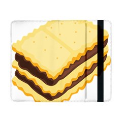 Sandwich Biscuit Chocolate Bread Samsung Galaxy Tab Pro 8 4  Flip Case by Mariart