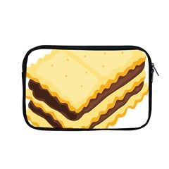 Sandwich Biscuit Chocolate Bread Apple Macbook Pro 13  Zipper Case by Mariart
