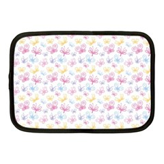 Pretty Colorful Butterflies Netbook Case (medium)