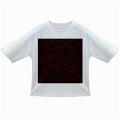 Random Red Black Infant/toddler T Shirts by Mariart