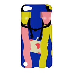 Shake Hands Apple Ipod Touch 5 Hardshell Case by Mariart