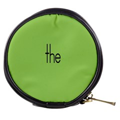 Sign Green The Mini Makeup Bags