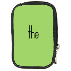 Sign Green The Compact Camera Cases by Mariart