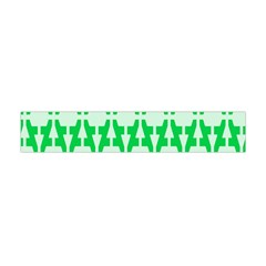 Sign Green A Flano Scarf (mini) by Mariart