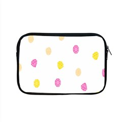 Stone Diamond Yellow Pink Brown Apple Macbook Pro 15  Zipper Case by Mariart