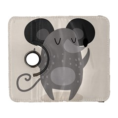 Tooth Bigstock Cute Cartoon Mouse Grey Animals Pest Galaxy S3 (flip/folio) by Mariart