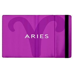 Zodiac Aries Apple Ipad 2 Flip Case by Mariart
