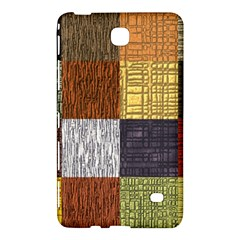 Blocky Filters Yellow Brown Purple Red Grey Color Rainbow Samsung Galaxy Tab 4 (8 ) Hardshell Case  by Mariart