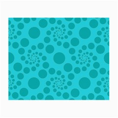 Pattern Small Glasses Cloth (2 Side) by Valentinaart