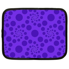 Pattern Netbook Case (large) by Valentinaart