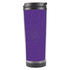 Pattern Travel Tumbler by Valentinaart
