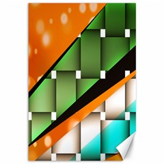 Abstract Wallpapers Canvas 12  X 18
