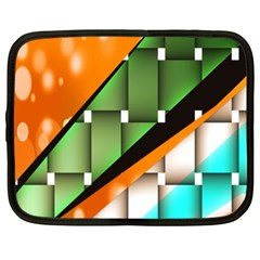 Abstract Wallpapers Netbook Case (xl)  by Simbadda