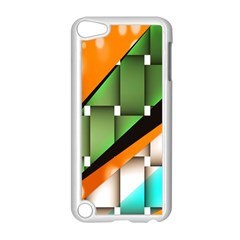 Abstract Wallpapers Apple Ipod Touch 5 Case (white) by Simbadda