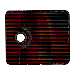 Colorful Venetian Blinds Effect Galaxy S3 (flip/folio) by Simbadda