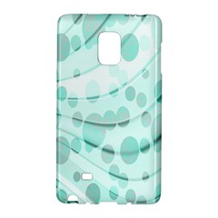 Abstract Background Teal Bubbles Abstract Background Of Waves Curves And Bubbles In Teal Green Galaxy Note Edge