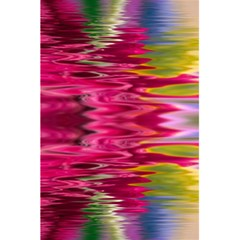 Abstract Pink Colorful Water Background 5 5  X 8 5  Notebooks