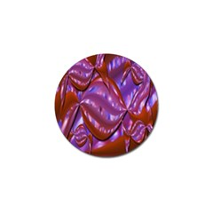 Passion Candy Sensual Abstract Golf Ball Marker by Simbadda