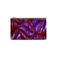 Passion Candy Sensual Abstract Cosmetic Bag (small)  by Simbadda