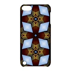 Abstract Seamless Background Pattern Apple Ipod Touch 5 Hardshell Case With Stand
