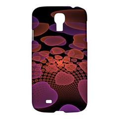 Heart Invasion Background Image With Many Hearts Samsung Galaxy S4 I9500/i9505 Hardshell Case