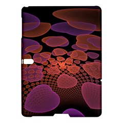 Heart Invasion Background Image With Many Hearts Samsung Galaxy Tab S (10 5 ) Hardshell Case  by Simbadda