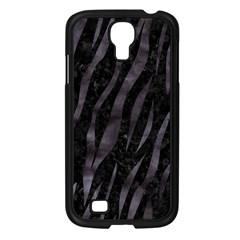 Skin3 Black Marble & Black Watercolor Samsung Galaxy S4 I9500/ I9505 Case (black) by trendistuff