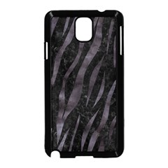 Skin3 Black Marble & Black Watercolor Samsung Galaxy Note 3 Neo Hardshell Case (black) by trendistuff