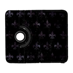 Royal1 Black Marble & Black Watercolor (r) Samsung Galaxy S  Iii Flip 360 Case by trendistuff
