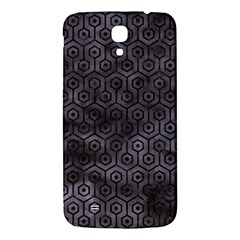 Hexagon1 Black Marble & Black Watercolor (r) Samsung Galaxy Mega I9200 Hardshell Back Case by trendistuff